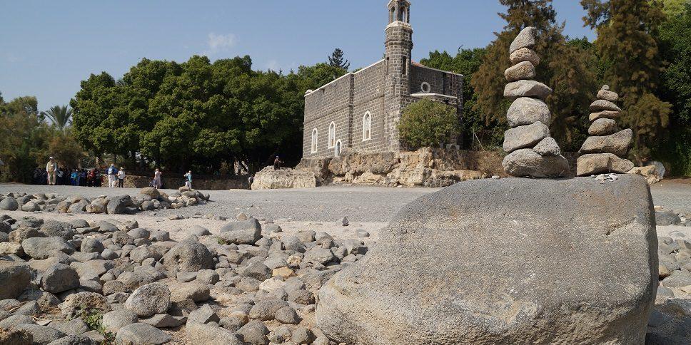 Tabgha - Meer van Tiberias