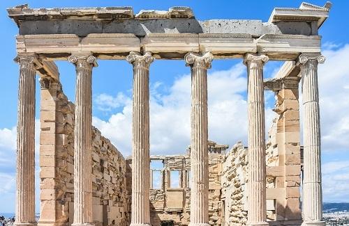 Acropolis Athene Griekenland