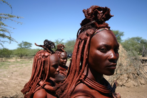 Afrika Himba cultuur