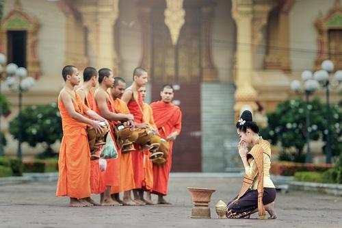Azië boeddhisme
