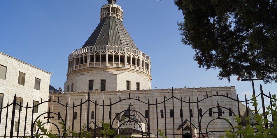 Kerk van de Aankondiging in Nazareth