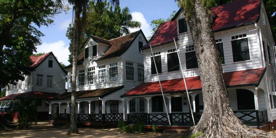 Paramaribo - Fort Zeelandia
