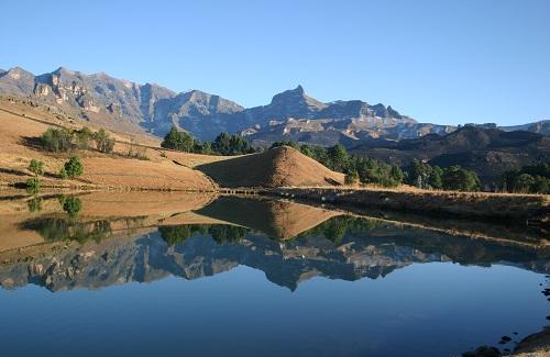 Drakensbergen, Zuid Afrika
