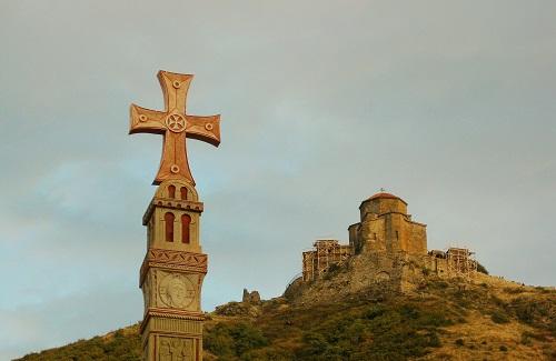 Mtshketa, Georgië