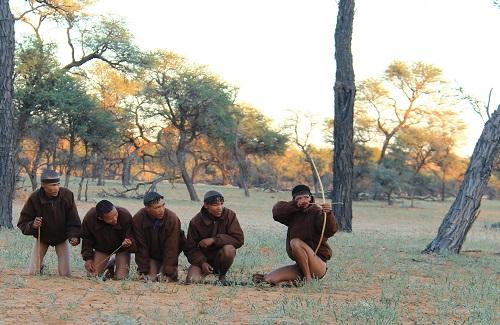Bushmen San