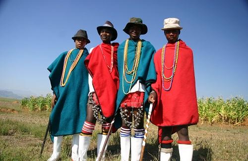 Basoto cultuur in Lesotho