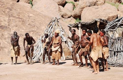 Damaraland, Namibië