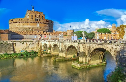 Rome brug