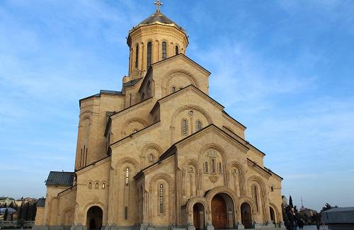 Tbilisi kerk