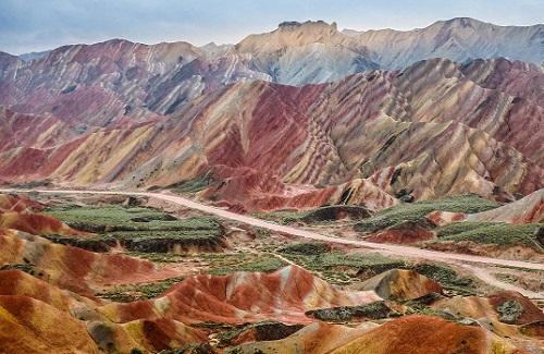 Zhanghe, Binnen Mongolië
