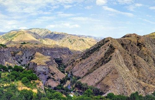Armenië - bergen