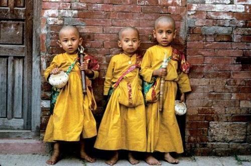 Nepal kinderen