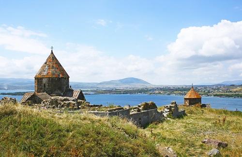 Lake Sevan, Armenië