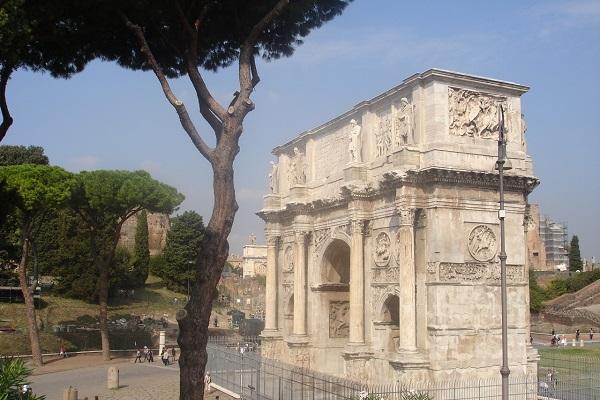 Dag 1 - Rome, Italië