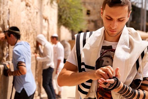 Dag 1 - Israël, Pal en Jordanië