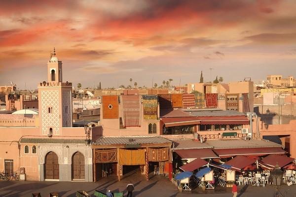 Dag 1 - Marokko