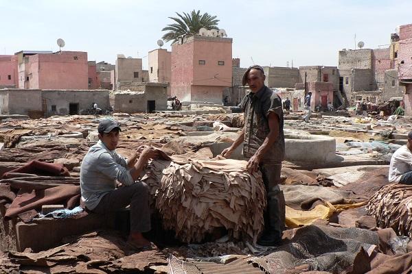 Dag 10 - Marokko