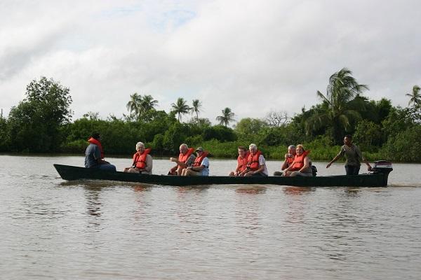 Dag 12 - Suriname