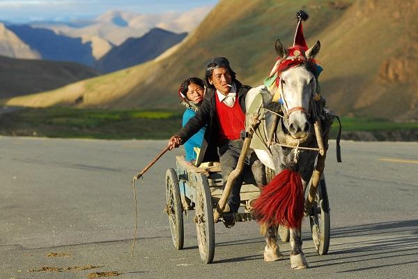Dag 12 - Binnen Mongolië, China