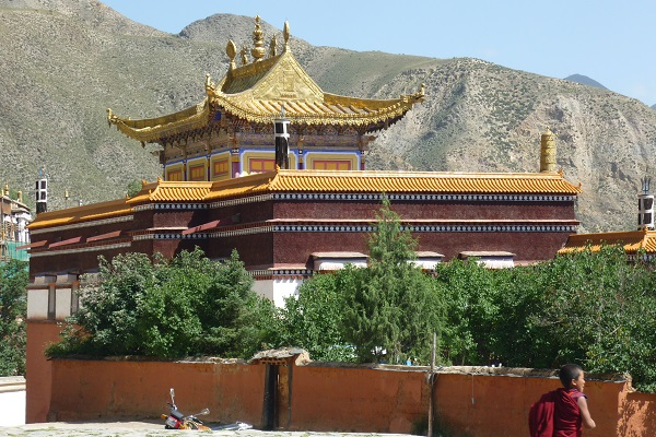 Dag 13 - Binnen Mongolië, China