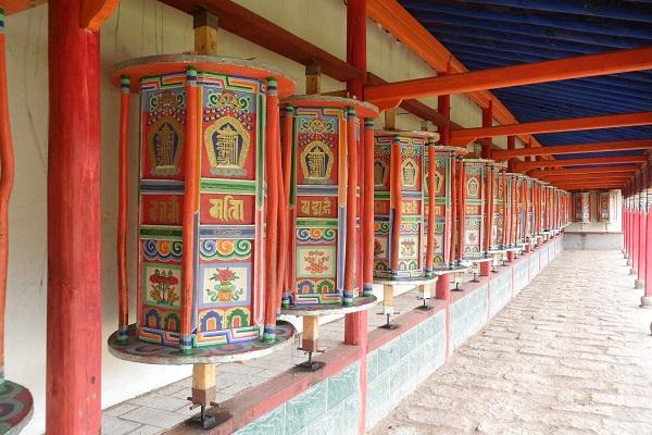 Dag 14 - Binnen Mongolië, China