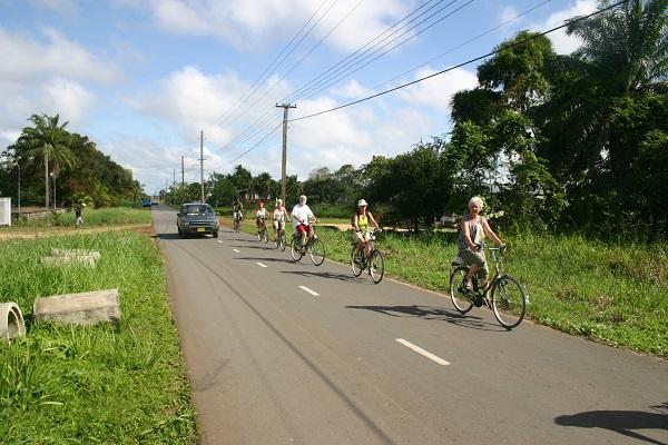 Dag 16 - Suriname
