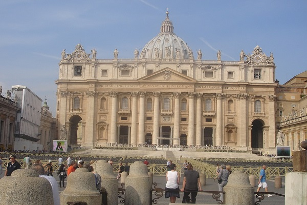 Dag 2 - - Rome, Italië