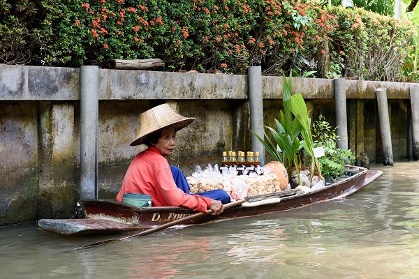 Dag 2 - Thailand