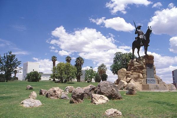 Dag 2 - Namibië