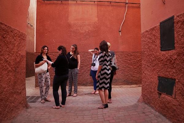 Dag 2 - Marokko