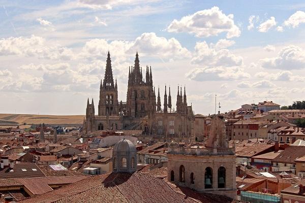 Dag 3 - Pelgrimsroute, Spanje