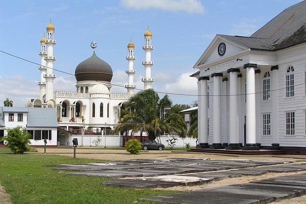 Dag 3 - Suriname