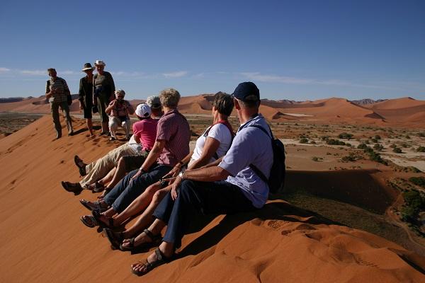 Dag 4 - Namibië