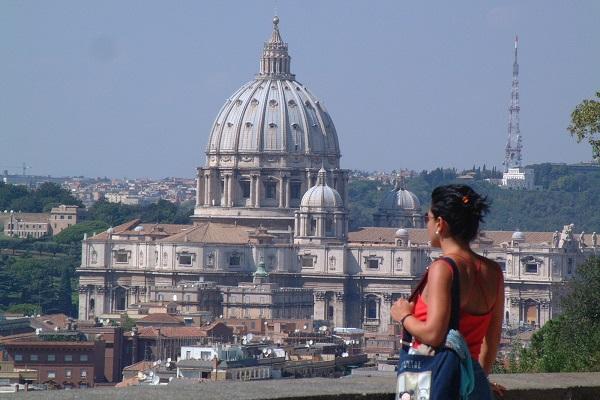 Dag 6 - Rome, Italië