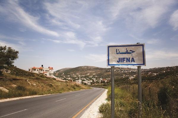 Dag 6 - Palestina 10 dagen (april)