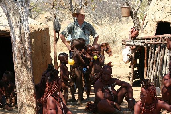 Dag 6 - Namibië