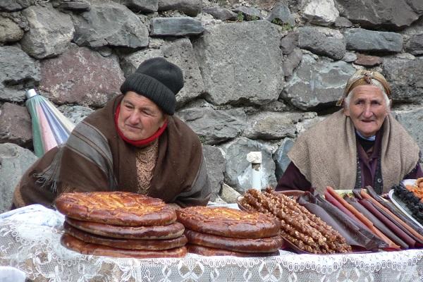 Dag 6 - Armenië en Georgië