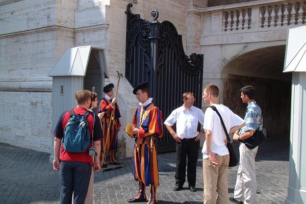 Dag 7 - Rome, Italië