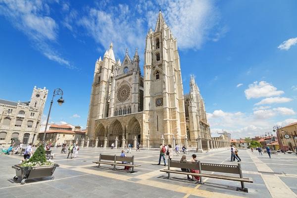 Dag 7 - Pelgrimsroute, Spanje