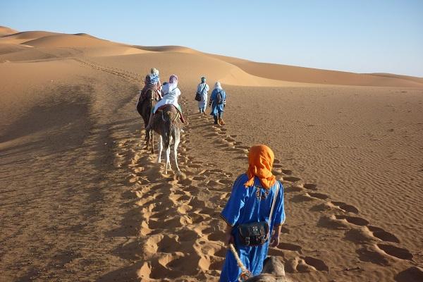 Dag 9 - Marokko