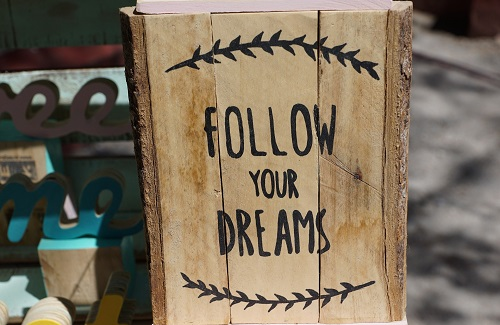 2. Folow your dreams - Spirituele reis
