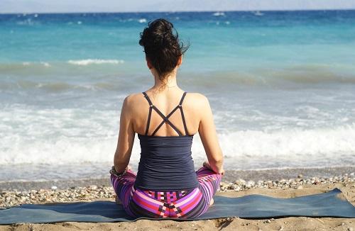 4. Mediteren aan zee - Spirituele reis