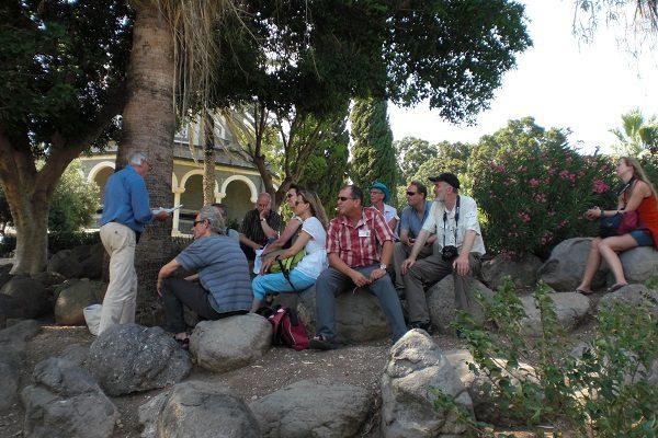 Verdieping gemeentereis Israel